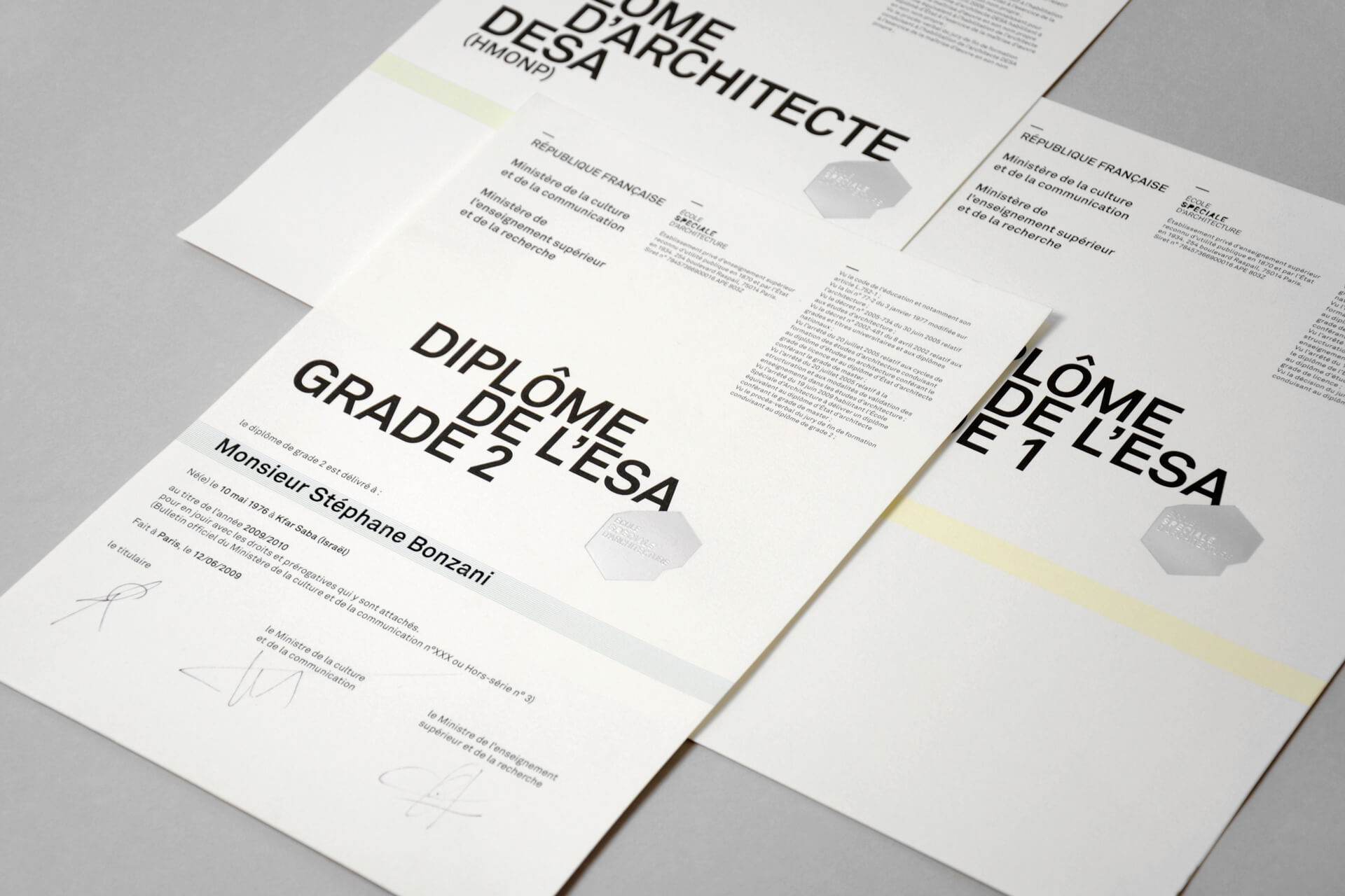 dimplome_ecole_speciale_architecture_plastac