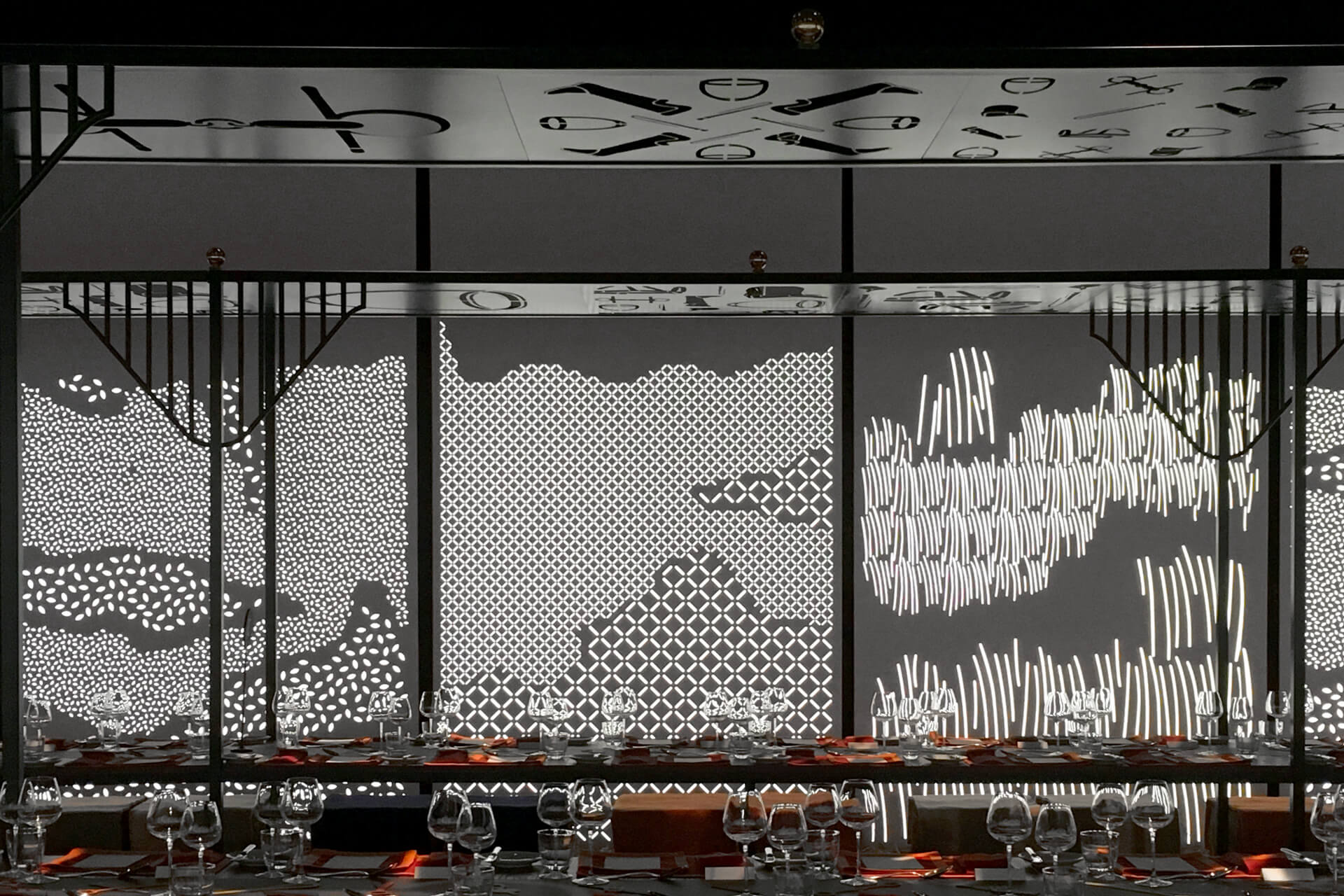 Dîner Hermès Shanghaï